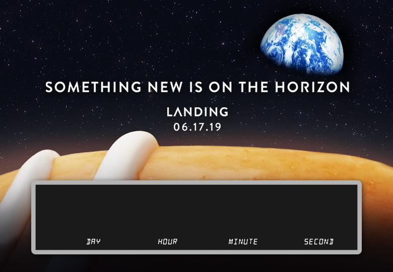 Something is on the horizon