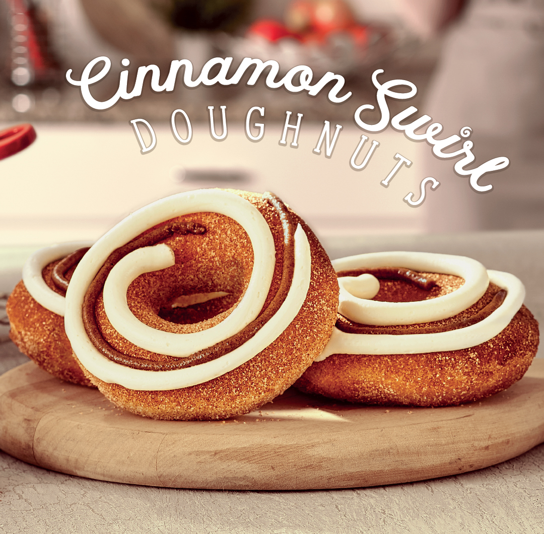 Krispy Kreme Doughnuts Coffee Drinks Del Monte Sweet Chilli Sauce 340 Ml Cinnamon Swirl