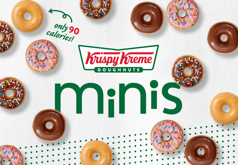 try our minis today!