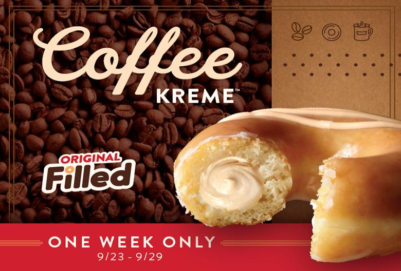 Coffee Kreme coming soon