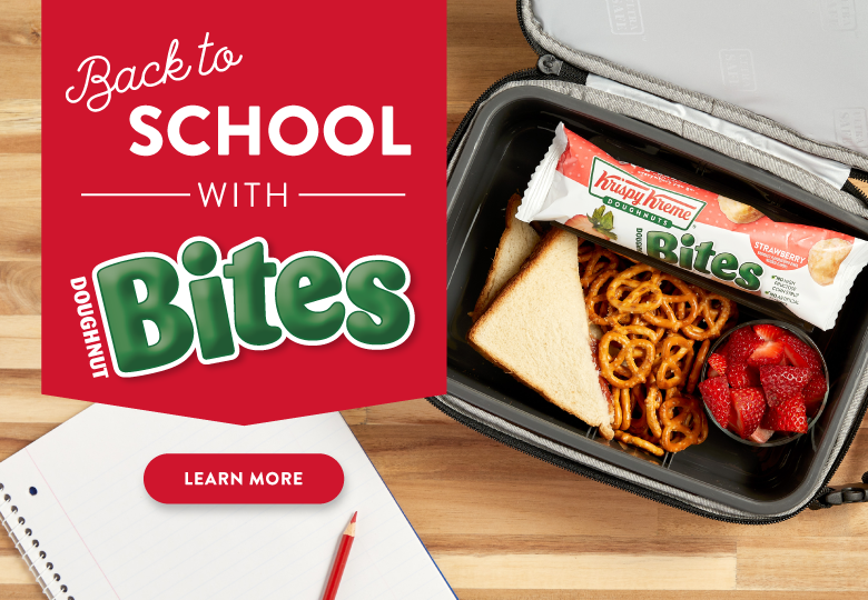 Back to school with Bites! Learn more