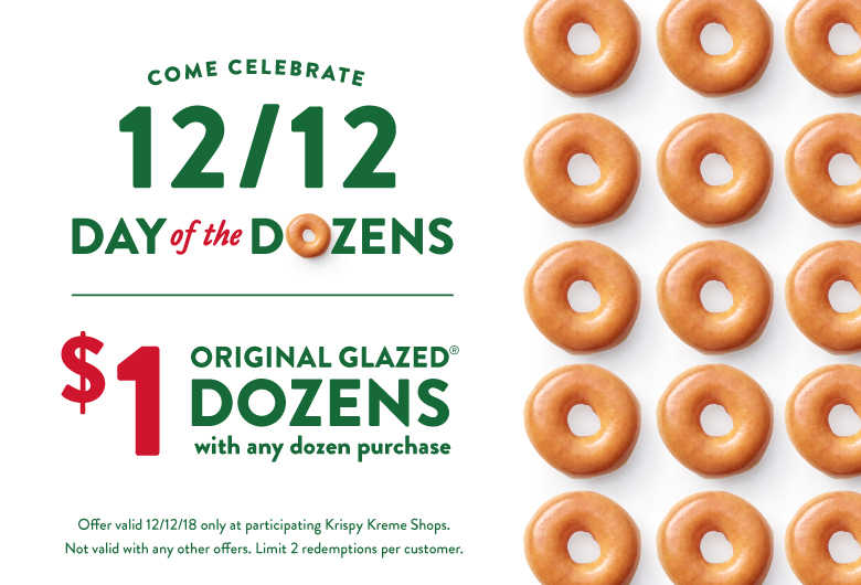 12/12 Day of the Dozens