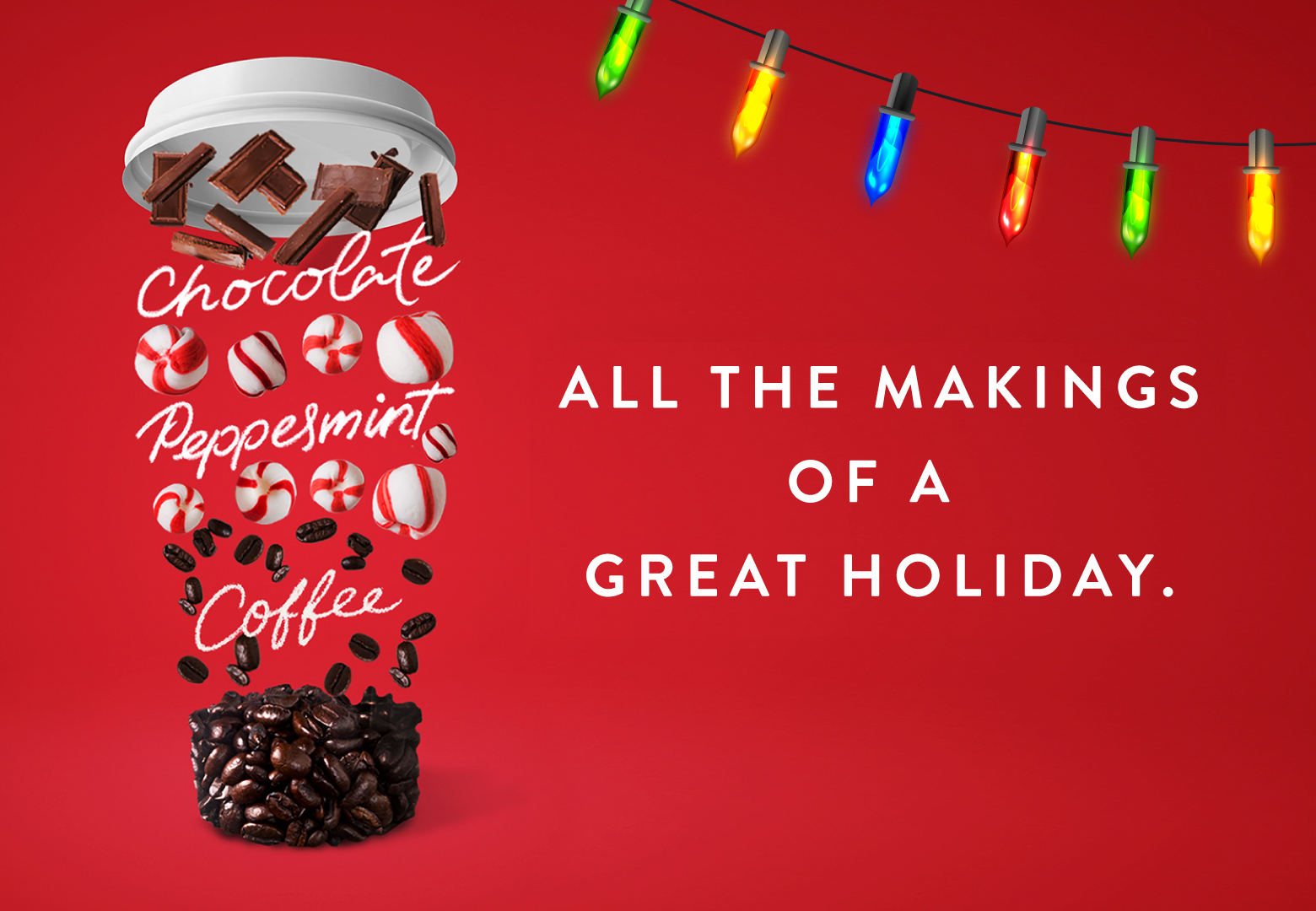 Krispy Kreme Doughnuts Coffee Drinks Grosir Boxer Branded Box 210 Chocolate Pepperment All The Makings Of A Great Holiday