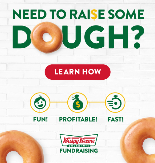 Raise dough for your organization today.