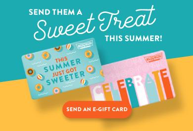 Send an E Gift Card