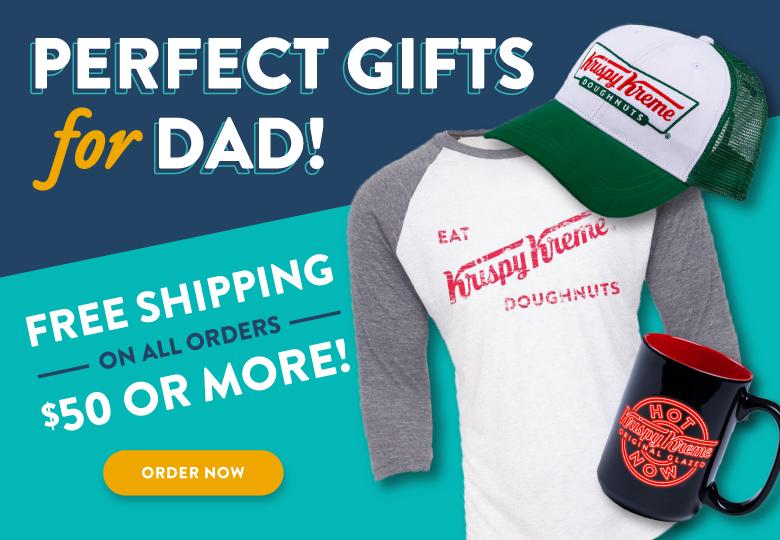 Shop Krispy Kreme Gear