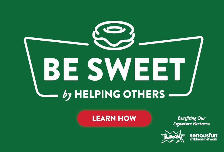 Be Sweet by Helping Others. Learn How
