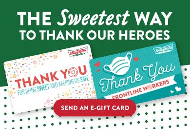 Krispy Kreme Gift Cards